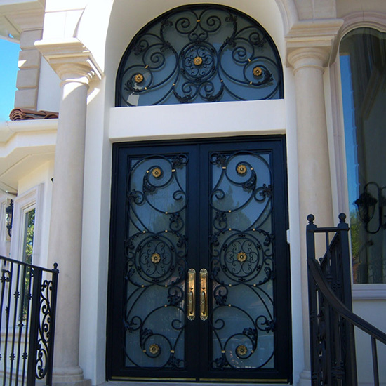 How To Choose Front Door With Different Materials